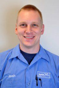 Josh Service Technician